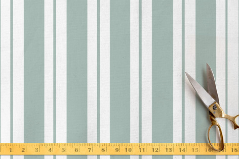 Nursery Stripes Fabric