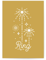 Ring In The Little Lines Cards