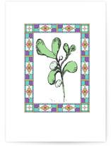 Mistletoe in the Window by Abby Reid