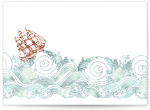 Uncharted Waters by Juniper Berry Design