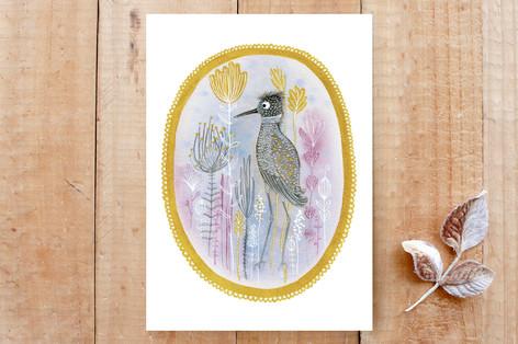 Golden Heron Cards