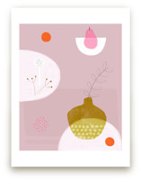 Still Life with Pink Pear