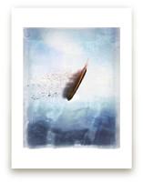 Feather Light Wall Art Prints