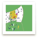 Planty Lady No. 2 by Tracie Christine