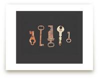 Unlock the Past by Honey Madison