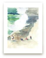 Sand Castles by Jenny Partrite