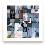 Painted Quilt