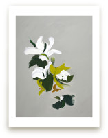 Abstract Botanical Modern Art