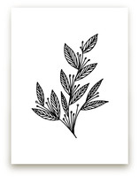 Doodle Leaves1