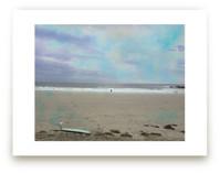Surfs Up at Kennebunk Beach