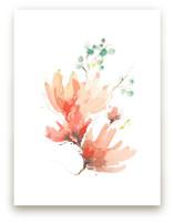 Blush Blossoms