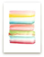 Popsicle Colors by Monica Janes Fine Art