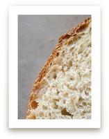 Sourdough Crust Detail by Sharon Rowan