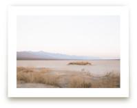 Soft Desert Sunset by Anna Western