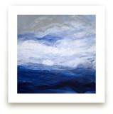 starry seas II by Teodora Guererra