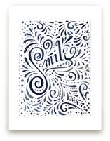 Ornamental Smile by Cynthia Oswald