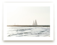 Mariner's Return by Kamala Nahas
