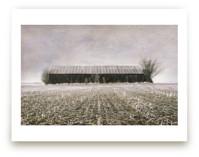 Rustic Moody Barn