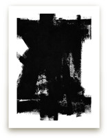 Back in Black Wall Art Prints