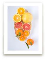 Citrus Glory by Giulia Doyle
