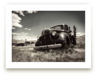 Bodie, Califorina :: I by Kellie Medivitz