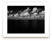 Sea and Clouds by Massimiliano Massimo Borelli