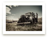 Cars of Bodie, CA :: II... by Kellie Medivitz