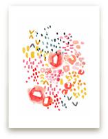 Gesture Wall Art Prints
