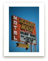 Motel by Jennifer Little