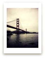 Mysterious Golden Gate