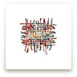 Shimmer Weaving by Becky Kisabeth Gibbs