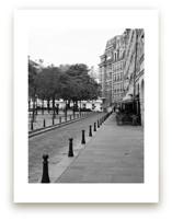 Place Dauphine  by Caroline Mint