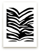 Zebra Stripes by Ilana Greenberg
