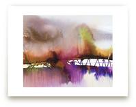Landsplashes Series : Bridge