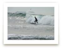 Venice Beach Surfer, US... by Annie Seaton