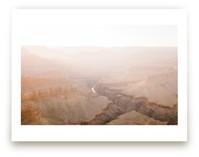 Grand Canyon River Sunset