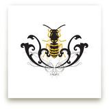 Golden Beetle by Katrina Leandro
