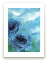 Cloud Roses by Sonal Nathwani