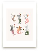 Ice Cream Kitties  by Ash Sta. Teresa