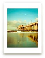 Huntington Beach Pier R... by Debra Butler