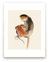 Monkeys by Tracy Ann