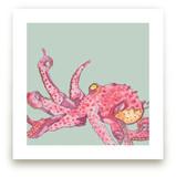 Inkfish by Taylor H Wiedemann