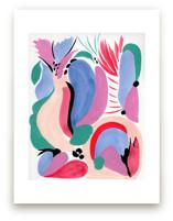 Abstract story by FERNANDA MARTINEZ
