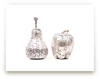Silver Fruit by Katrina Leandro