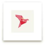 Origami Flight by Vanessa Wyler
