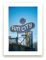 Fun City by Jennifer Little