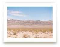 Desert Foothills by Anna Western