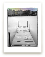 Winter Scene On Secret... by Andy Mars