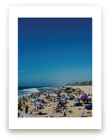 Beach I by Jennifer Little