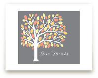 Thankful Tree by Rebecca Lowe
